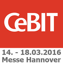 CeBIT 2016 Tickets